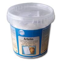 Artelin Reliefgießmasse 1kg weiß
