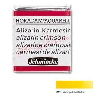 Horadam Watercolor 1/2 Pan chrome yellow light lead-free