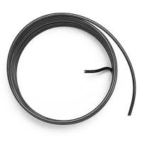 Decorative Aluminium Wire 2,0 mm black