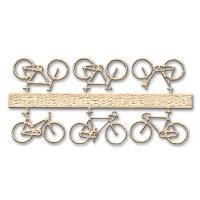 Bicycles, 1:200, beige