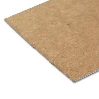 Brown Cardboard light brown, inner core grey