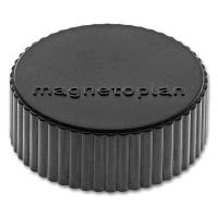magnetoplan Discofix Rundmagnete magnum, schwarz