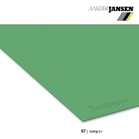 Tonzeichenpapier 130g/m² DIN A4, 57 blattgrün