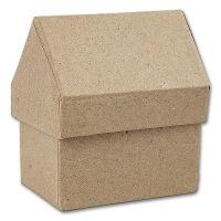 Cardboard Box, Shape of House