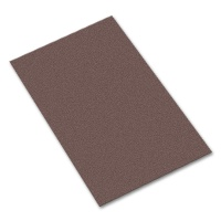 Sponge Rubber Dark Brown