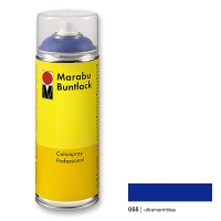 Marabu Paint 055 ultramarine blue