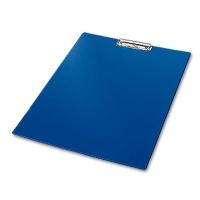 Clipboard, Plastic, DIN A3 blue