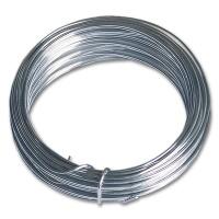 Aluminium Wire 2,0 mm silver