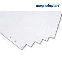 magnetoplan Flipchart-Block, Format: 650 x 930 mm, flach