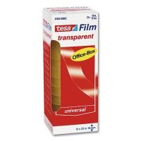 Tesa Transparent Film 12 mm x 33 m