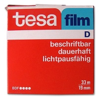 Tesa matt retro 19 mm x 33 m