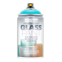 Montana Glass Paint Frosted Teal