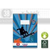 Herlitz Exercise Book Lin. 38 A4