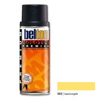 Molotow Premium 002 Cashmere Yellow