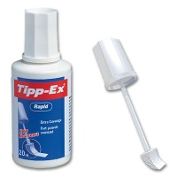 Tipp-Ex Rpid Fluid, 25 ml white