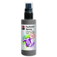 Textile Spray Paint Fashion-Spray 078 grey