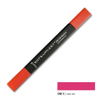 Delta Marker rose red 3