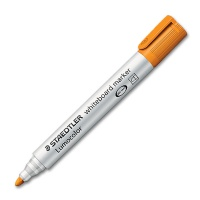 Whiteboard Marker Lumocolor 351 orange