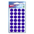 agipa Marking Points, Ø 15 mm, violet