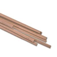 Red-Zederleiste 1,0 x 1,0 mm
