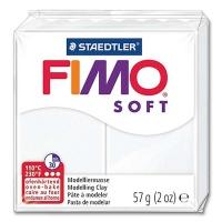 Fimo Soft 0 weiß