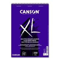 Canson XL Pad Mixmedia A4