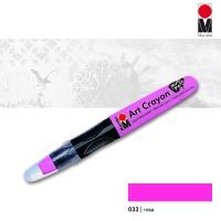 Marabu Aquarell-Wachsmalstift Art Crayon, rosa