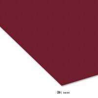 Tonzeichenpapier 130g/m² DIN A4, 29 barolo