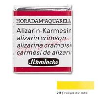 Horadam Watercolor 1/2 Pan chrome yellow lemon lead-free