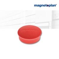 magnetoplan Discofix Rundmagnete mini rot