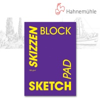 Skizzenblock Sketch Pad Velvet A3