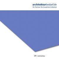 Tonzeichenpapier 50 x 70 cm, 37 veilchenblau