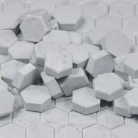 Hexagonal Bricks Juweela 23284