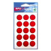 agipa Marking Points, Ø 19 mm, red