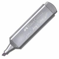 Textmarker TEXTLINER 1546 silber