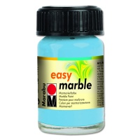 Easy Marble 15 ml hellblau 090