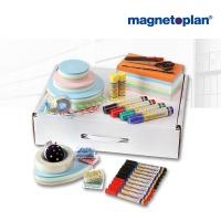 magnetoplan Trainer-Basis-Set, Kartonkoffer mit 2.800 Teilen