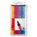 Stabilo Pen 68 Wallet with 20 Colors