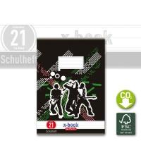 Herlitz Exercise Book Lin. 21 A4