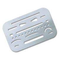 Erasing Shield, Metal Foil