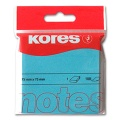 Sticky Notes Kores neon blue