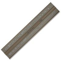 Schriftschablone 7,0 mm