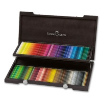 Polychromos Color Pencil - Wooden Case with 120 Colors