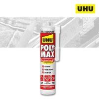Montagekleber PolyMax glasklar