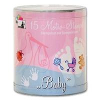 Motivstempel-Set Baby