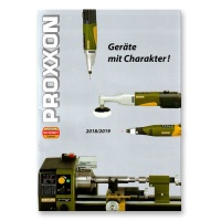 Proxxon Brochure, German Language