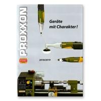Proxxon Gerätekatalog