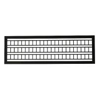 Leitern 5 x 102 mm schwarz