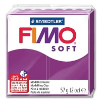 Fimo Soft 61 purple