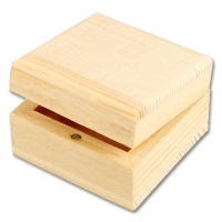 Jewellery Box, made from pine tree